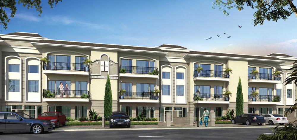 Palm Residency, New Chandigarh